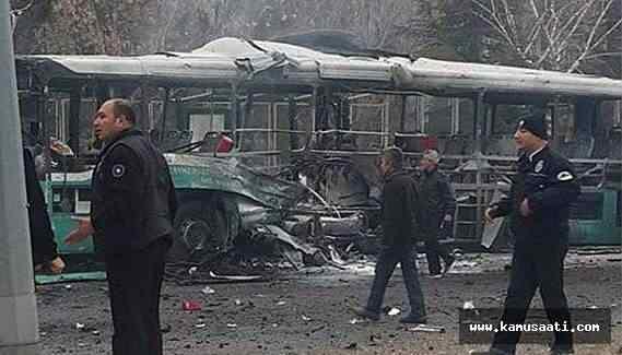 Kayseri saldırısını yapan teröristin kimliği belirlendi