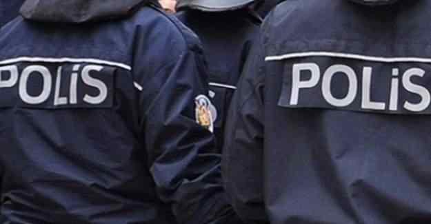 Kilis'te 22 polis memuruna tutuklama