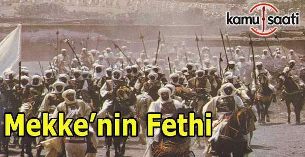 Mekke'nin Fethi'nin Bin 386. yıldönümü kutlanacak