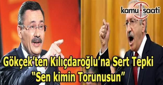 """Melih Gökçek: """"Ben Osmanlı torunuyum Kılıçdaroğlu, sen kimin torunusun?"""""""