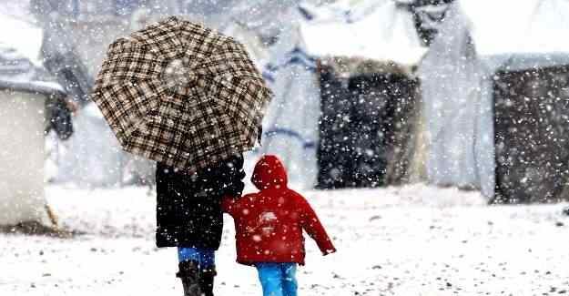 Meteoroloji'den uyarı! O illerde yarın yoğun kar bekleniyor