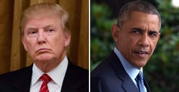 Obama ve Trump'tan Rusya açıklaması