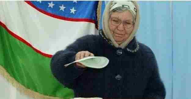 Özbekistan'daki cumhurbaşkanlığı seçiminin kazananı belli oldu