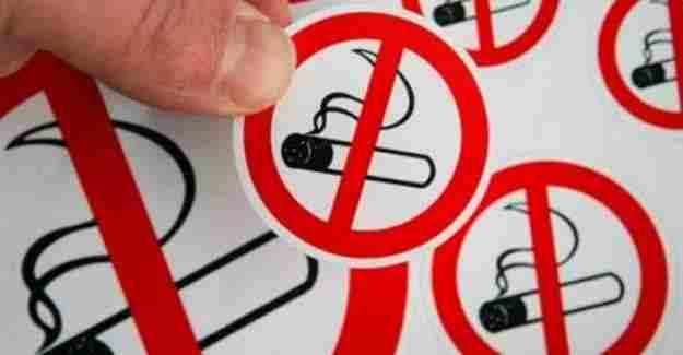 Özel araçlarda sigara içmek yasaklandı