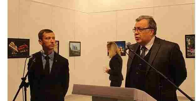 Rus Büyükelçi'ye suikast düzenleyen Mevlüt Mert Altıntaş FETÖ'cü mü?