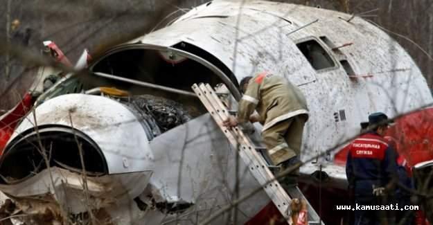 Rus uçağı 'uçan tabut' Karadeniz'e düştü