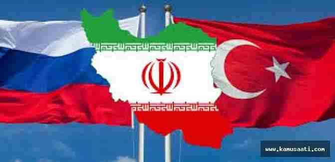 Rusya-Türkiye-İran zirvesine saatler kala