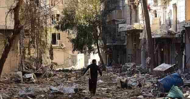 'Sadece Halep'te değil Suriye'nin her yerinde durum kötü'