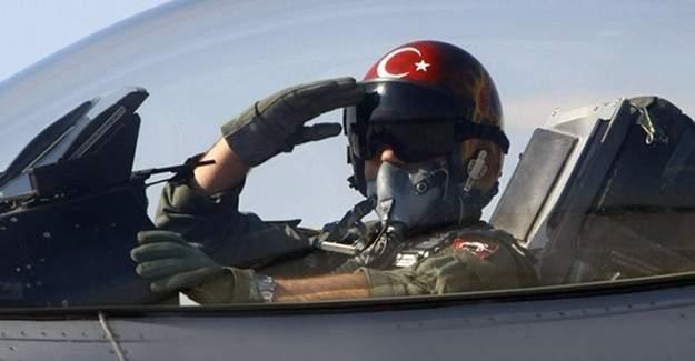 TSK'dan müjdeli haber: Ayrılan pilotlar...