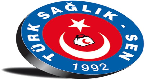 Türk Sağlık-Sen Güvenpark'ta Teröre Hayır Diyor