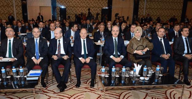 Uyuşturucu ile Mücadele Yüksek Kurulu Ankara'da bir araya geldi