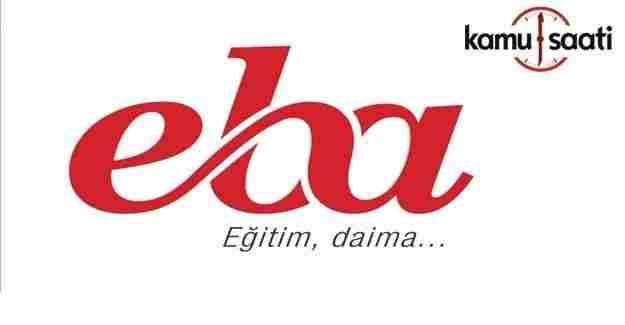 Yeni EBA yeni logosuyla yayında