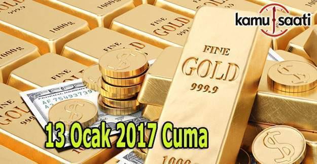 13 Ocak, Dolar, Euro ve Kapalı Çarşı Altın Fiyatları