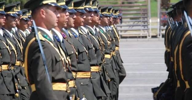 681 sayılı KHK ile sözleşmeli subay ve astsubayların haklarına sınırlama