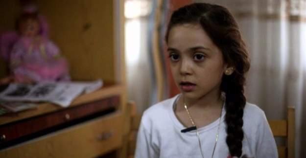 7 yaşındaki Bana'dan Trump'a mesaj