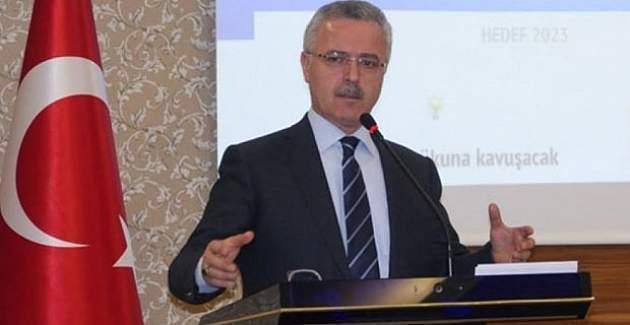 AK Parti Genel Başkan Yardımcısı Mustafa Ataş, açıklama yaptı