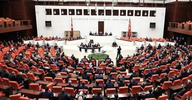 Anayasa değişikliği teklifinde 3. madde kabul edildi