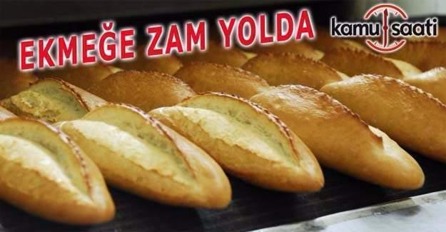 Ankara'da ekmeğe zam yolda