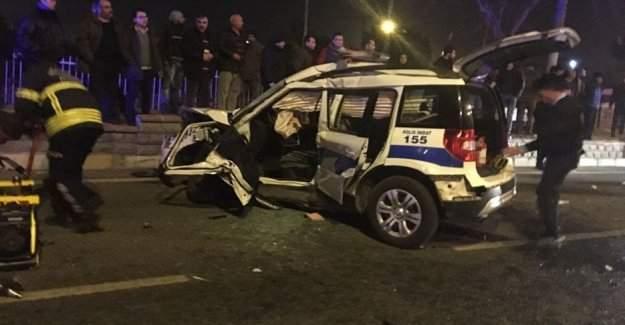 Aydın'da 2 polis şehit oldu