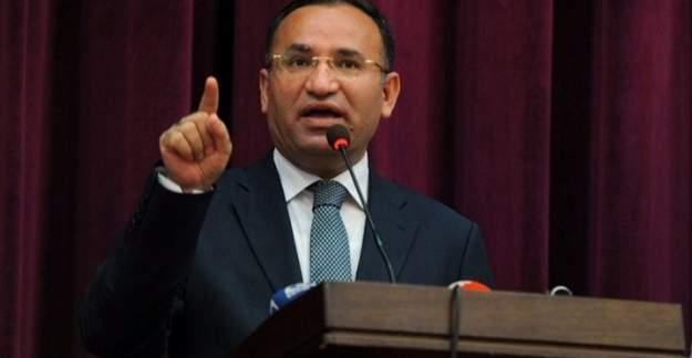 Bakan Bozdağ'dan sosyal medya uyarısı