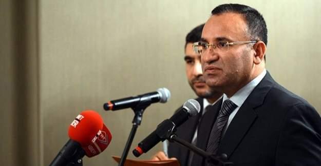 Bakanı Bozdağ: Eğer şikayet etmezseniz şehit ve gazilerden sorumlu olursunuz