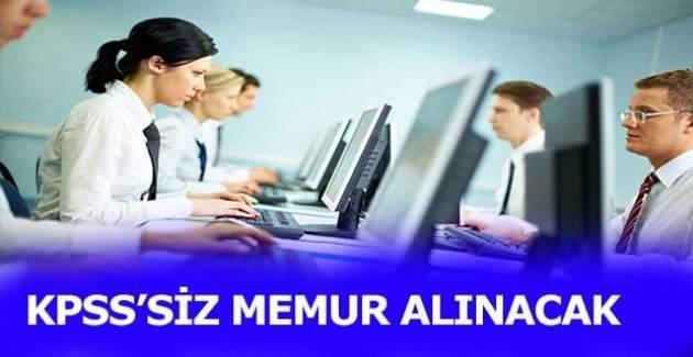 Bakanlıklara 249 personel alımı