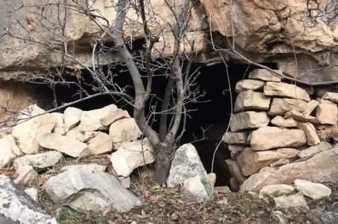 Batman'da PKK sığınağında ceset bulundu