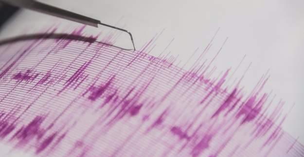 Çanakkale'de deprem korkusu yaşandı