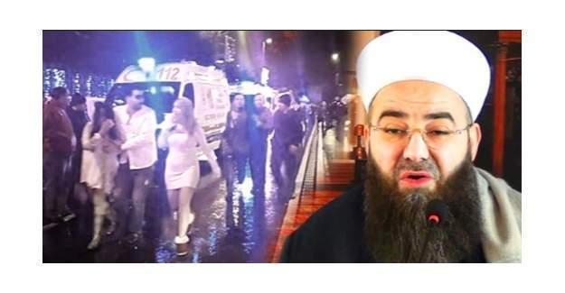 Cübbeli Ahmet Hoca: 'Ha ibadet yerinde, ha eğlence...'