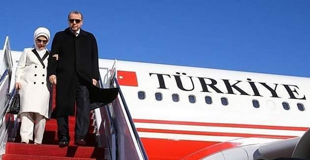 Cumhurbaşkanı Erdoğan Tanzanya'dan sonra Mozambik'te