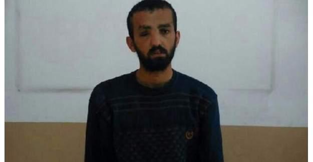 DEAŞ üyesi keskin nişancı Kilis'te yakalandı!