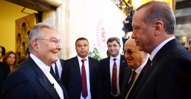 Deniz Baykal'dan Erdoğan'a tavsiye