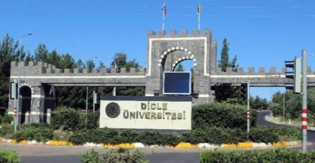 Dicle Üniversitesine FETÖ operasyonu