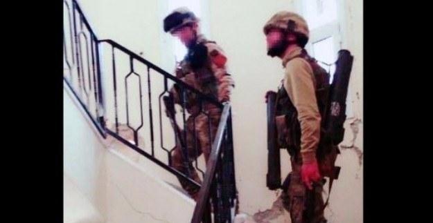 El Bab'da son durum - Terör uzmanının paylaştığı fotoğraf