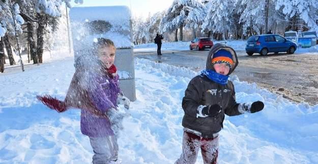 Eskişehir ve Kırıkkale'de yarın okullar tatil mi?  9 Ocak 2017 kar tatili