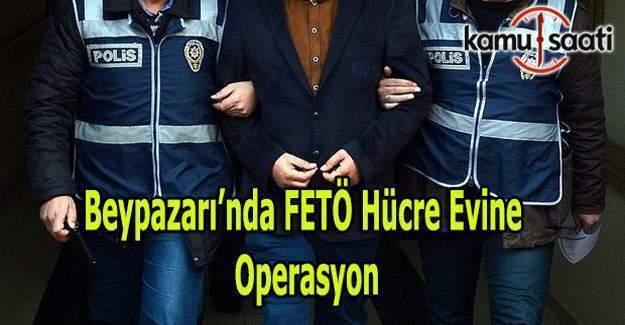 FETÖ'cü 4 Bordo Bereli Beypazarı'nda yakalandı