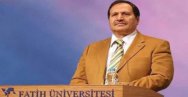 FETÖ firarisi eski Fatih Üniversitesi Rektörü Şerif Ali Tekalan ABD'de rektör oldu