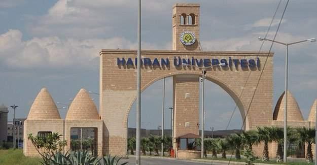 Harran Üniversitesi akademisyenlerine FETÖ operasyonu