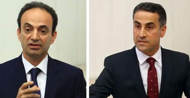 HDP'li Ahmet Yıldırım ve Osman Baydemir gözaltında