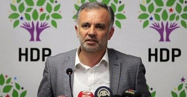 HDP'li vekil Ayhan Bilgen'de tutuklandı