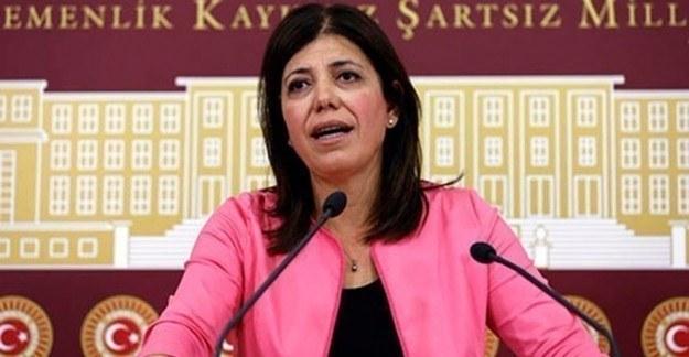 HDP'li vekil Meral Danış Beştaş tutuklandı