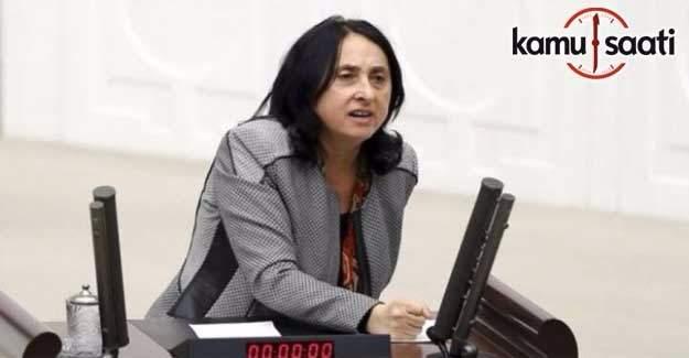 HDP'li vekile 4 yıl 8 ay hapis cezası verildi
