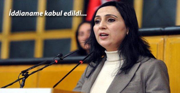 HDP Eş Genel Başkanı Yüksekdağ'a 83 yıl hapis