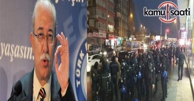 İsmail Koncuk'un istifası isteniyor