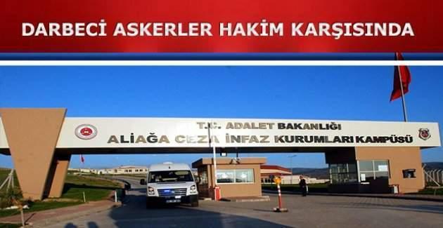 İzmir'de akerlere ilk darbe davası