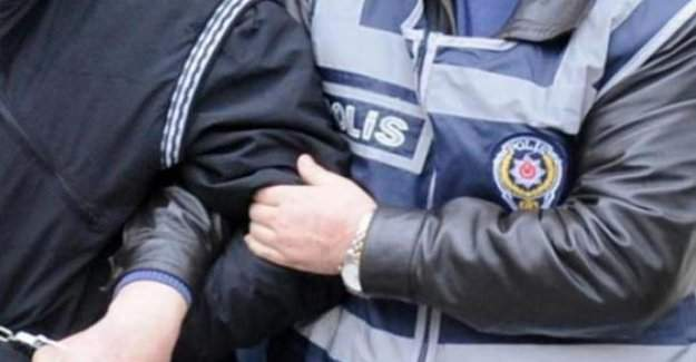 İzmir'de PKK'ya darbe, cephanelik ele geçirildi