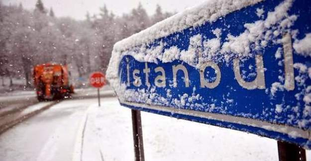 Kadir Topbaş'tan 'kar' uyarısı
