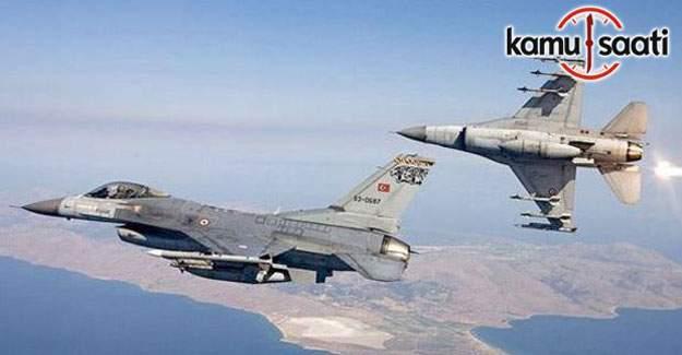 Kandil'de 11 PKK hedefi yok edildi