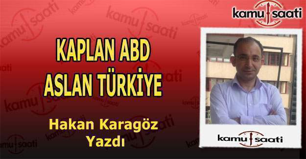 Kaplan ABD, Aslan Türkiye