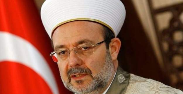Mehmet Görmez'den flaş açıklama: FETÖ hiç...